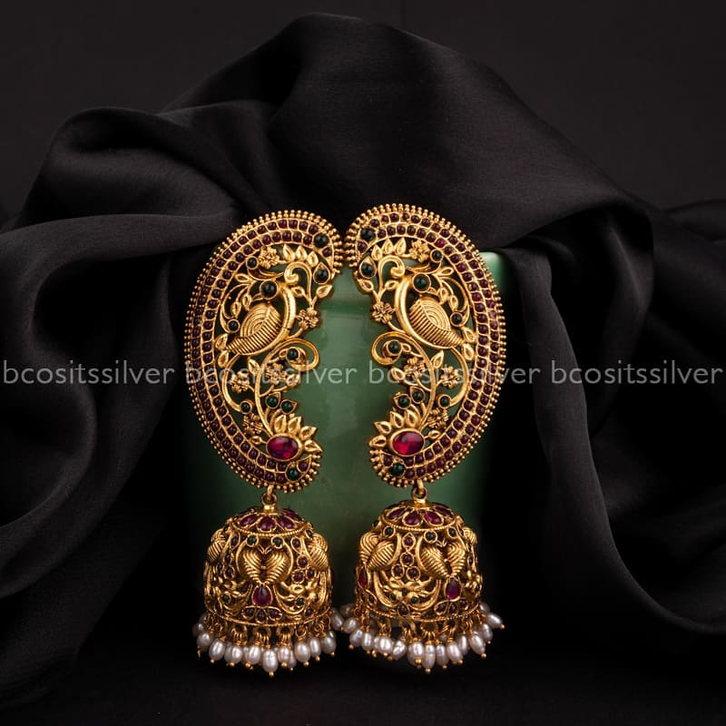 antique-jhumka-earrings-8