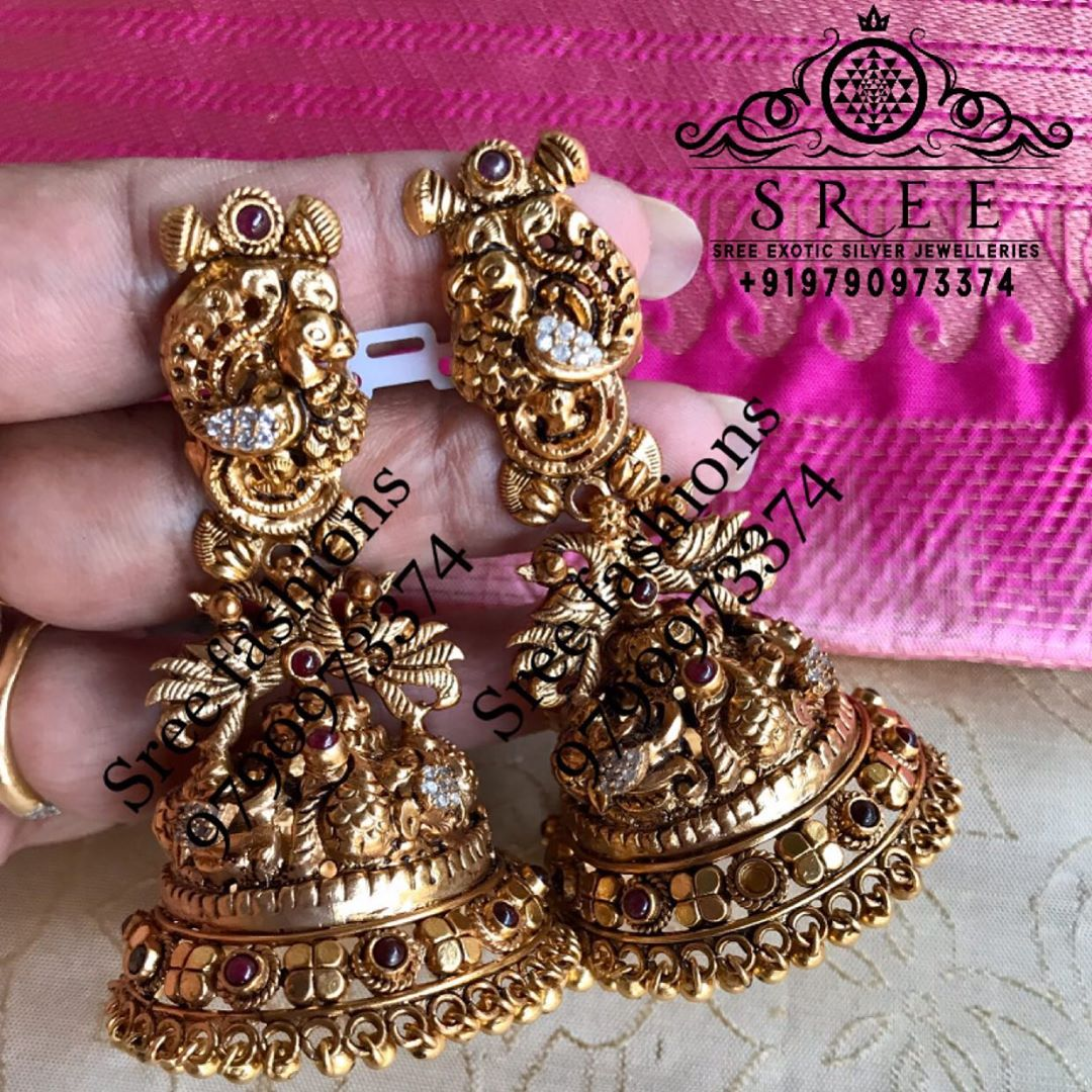 antique-jhumka-earrings-9