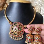 Find Adorable Attigai Necklace Designs Of This Year
