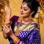 Latest Long Necklace Designs For South Indian Brides