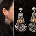 Trending Silver Jhumka Designs You Need To Own!