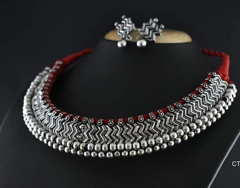 silver-necklace-designs-10