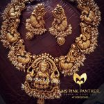 South Indian Temple Necklace Designs Of This Season