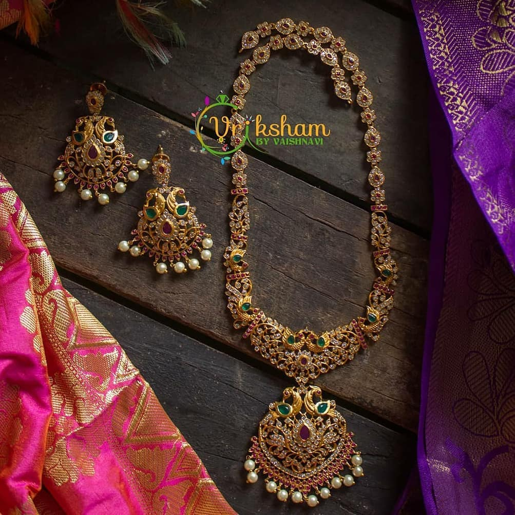 south-indian-imitation-necklace-designs-1