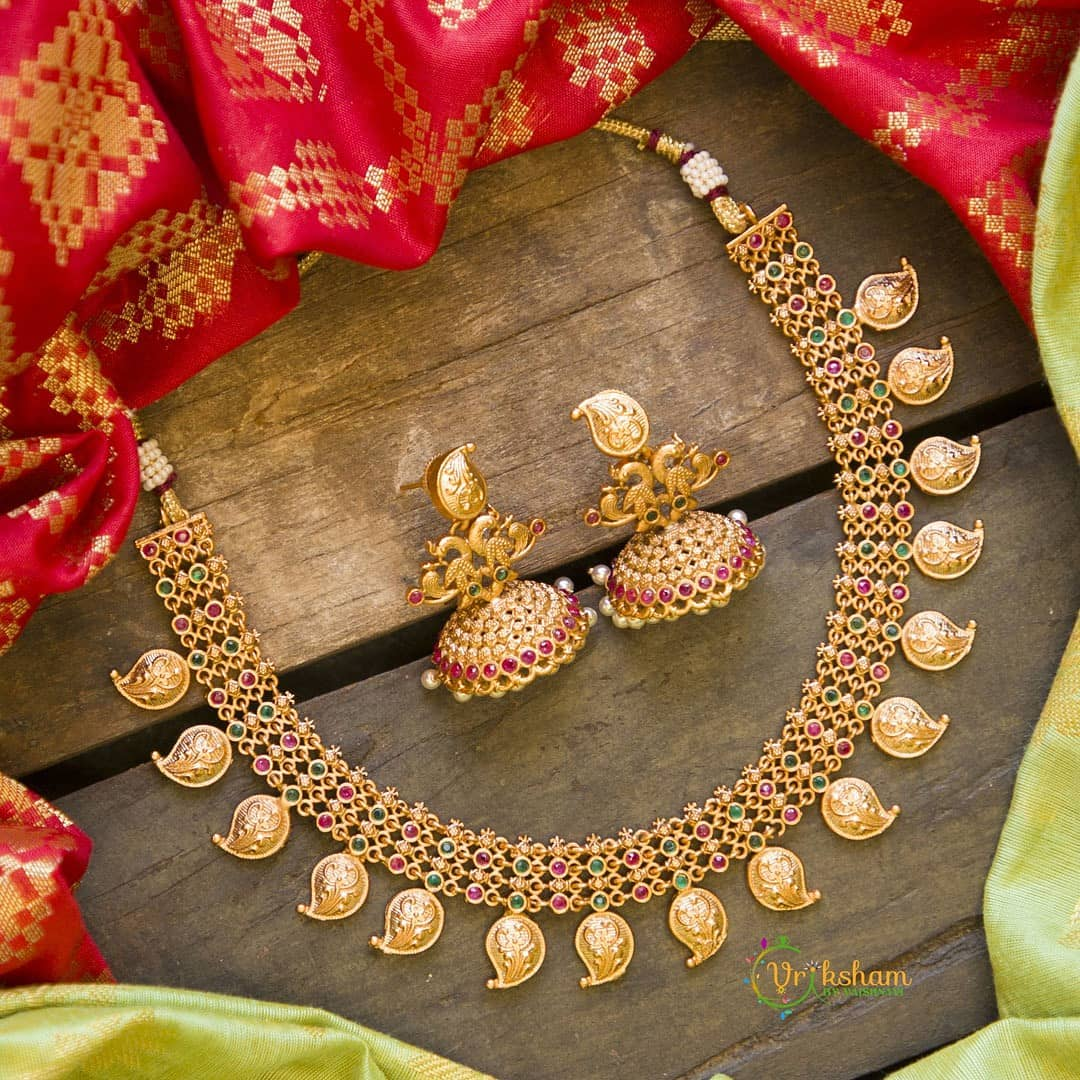 south-indian-imitation-necklace-designs-13