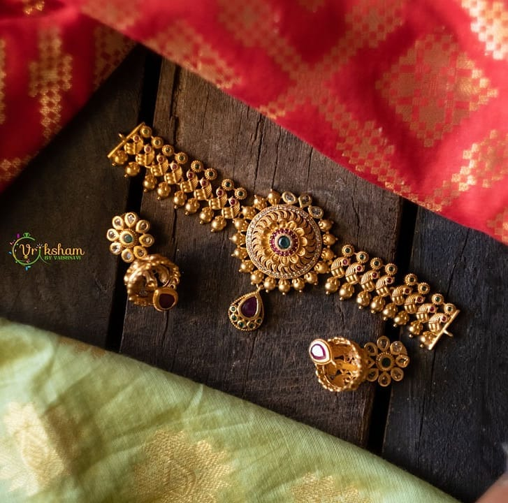 south-indian-imitation-necklace-designs-6