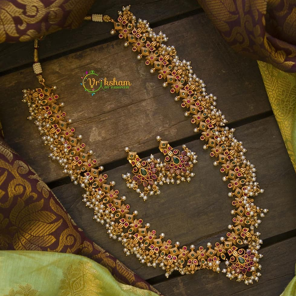 south-indian-imitation-necklace-designs