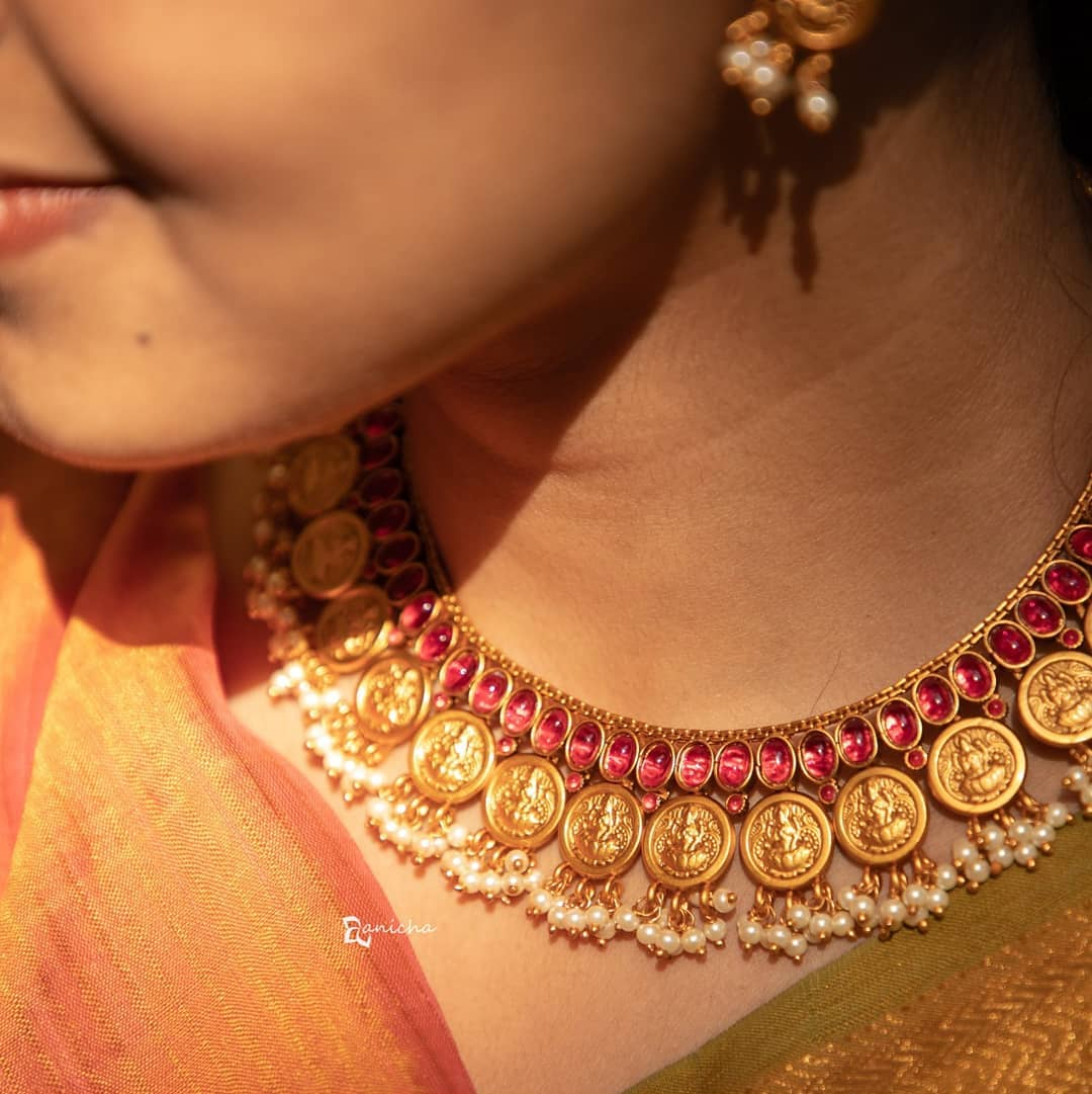 south-indian-necklace-designs