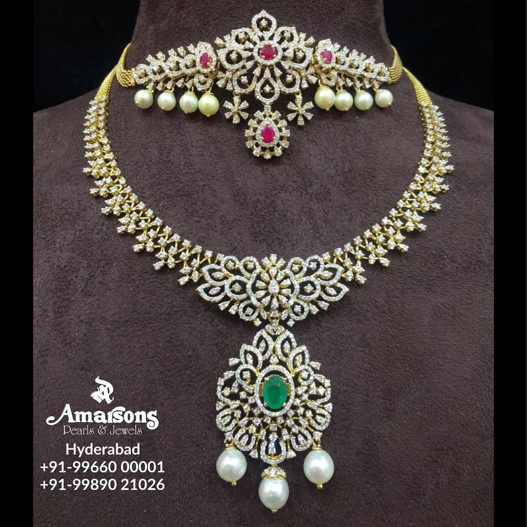diamond-bridal-necklace-set-6