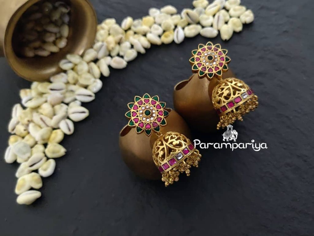 gold-plated-silver-jhumkas-1
