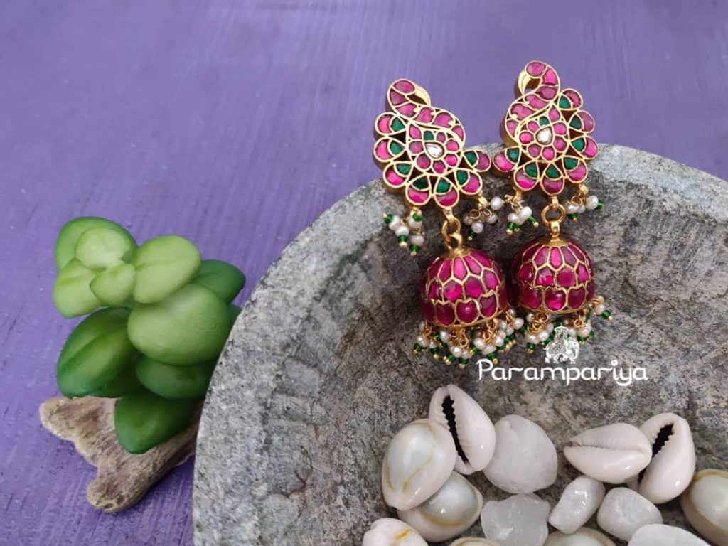 gold-plated-silver-jhumkas-11