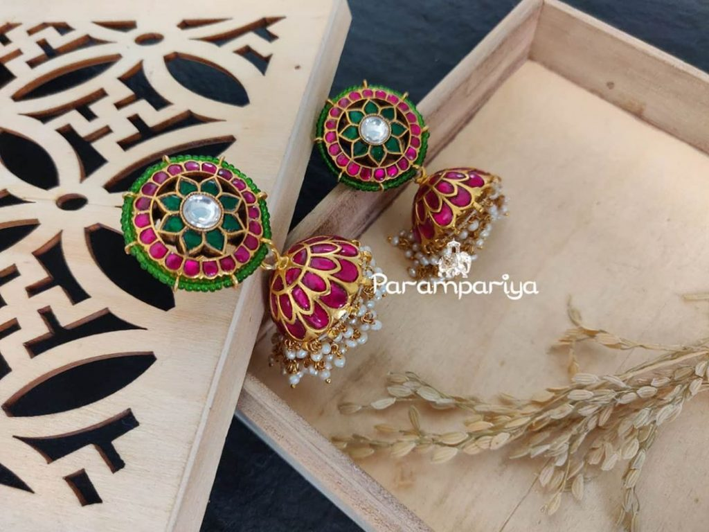 gold-plated-silver-jhumkas-14