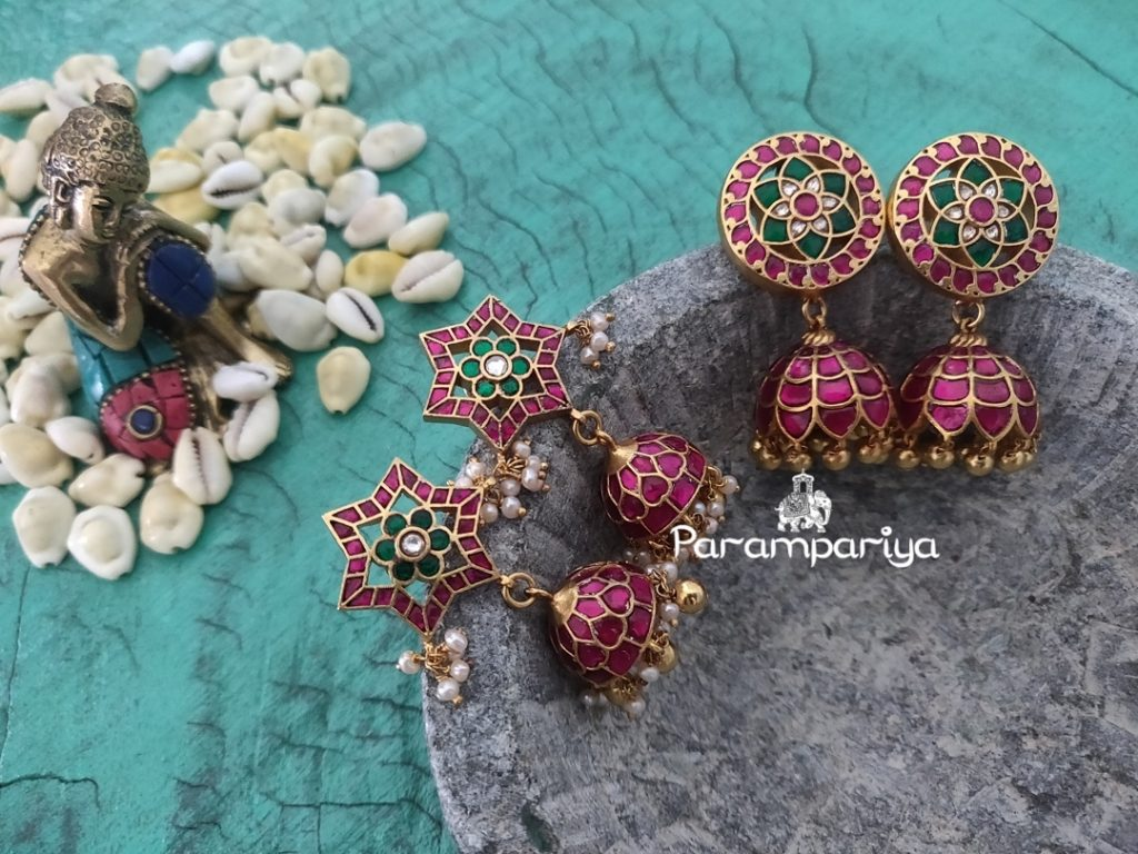 gold-plated-silver-jhumkas-7