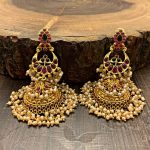 This Brand Has The Most Beautiful Antique Earrings Designs