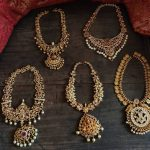 This Brand Has The Best Collection of Antique South Indian Necklace Designs