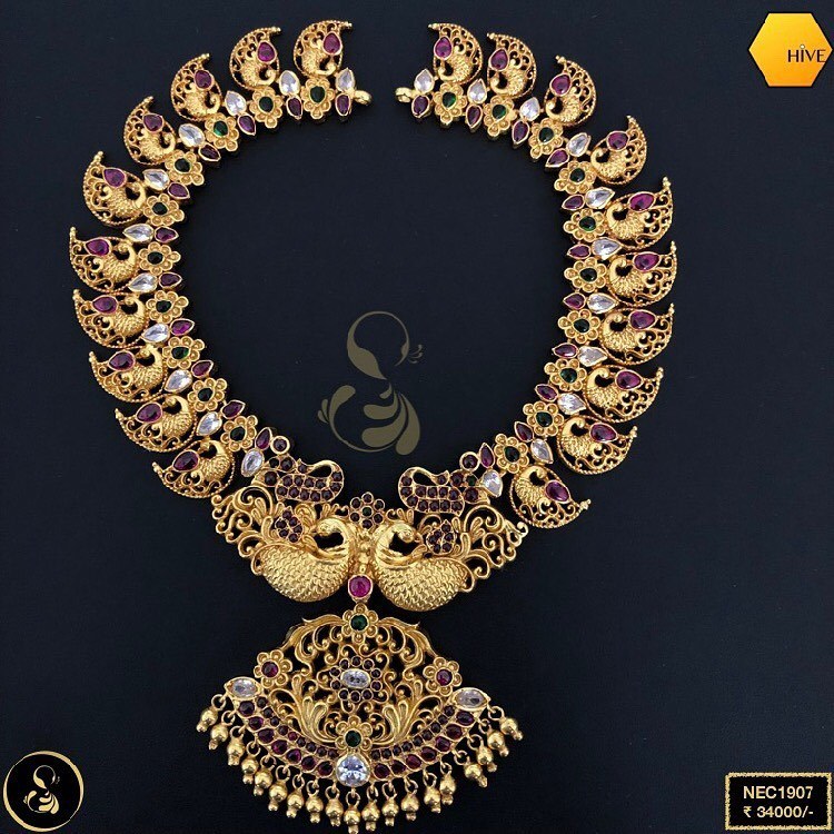 gold-plated-necklace-set-1