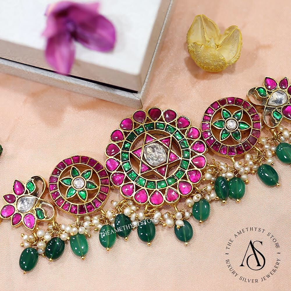 gold-plated-silver-kundan-jewellery