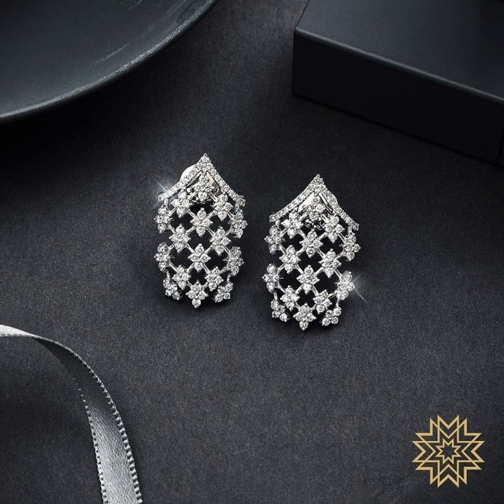 indian-diamond-earrings-designs-1