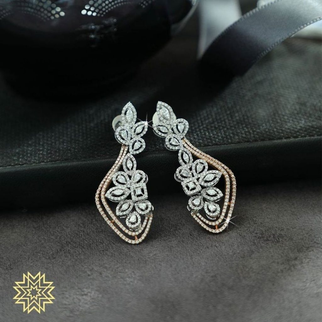 indian-diamond-earrings-designs-11