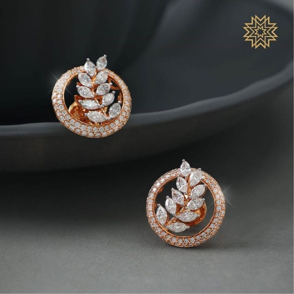 indian-diamond-earrings-designs-7