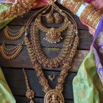 All the Best South Indian Bridal Jewellery Sets Are Here To Shop!