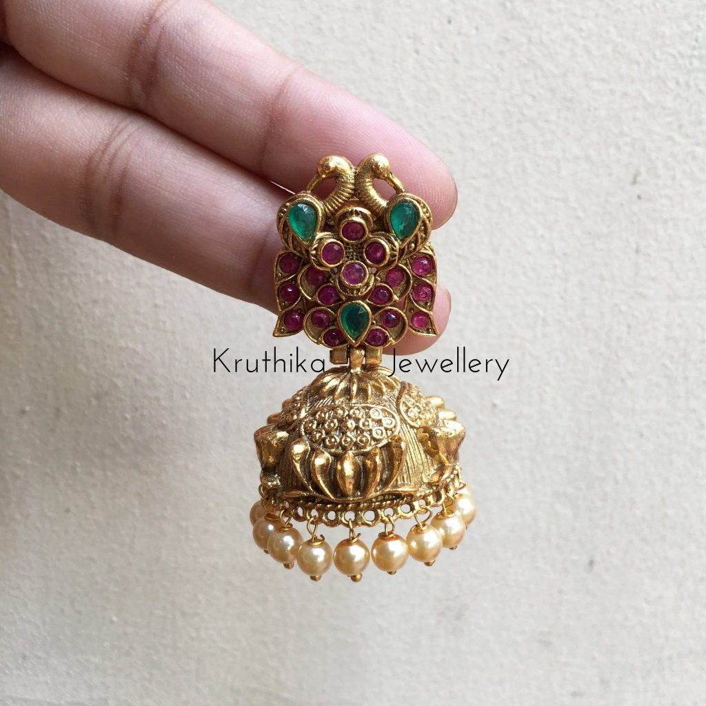 antique-jhumkas-imitation-online-14