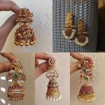 These 3 Brands Have The Hot Selling Antique Jhumkas Collection!!