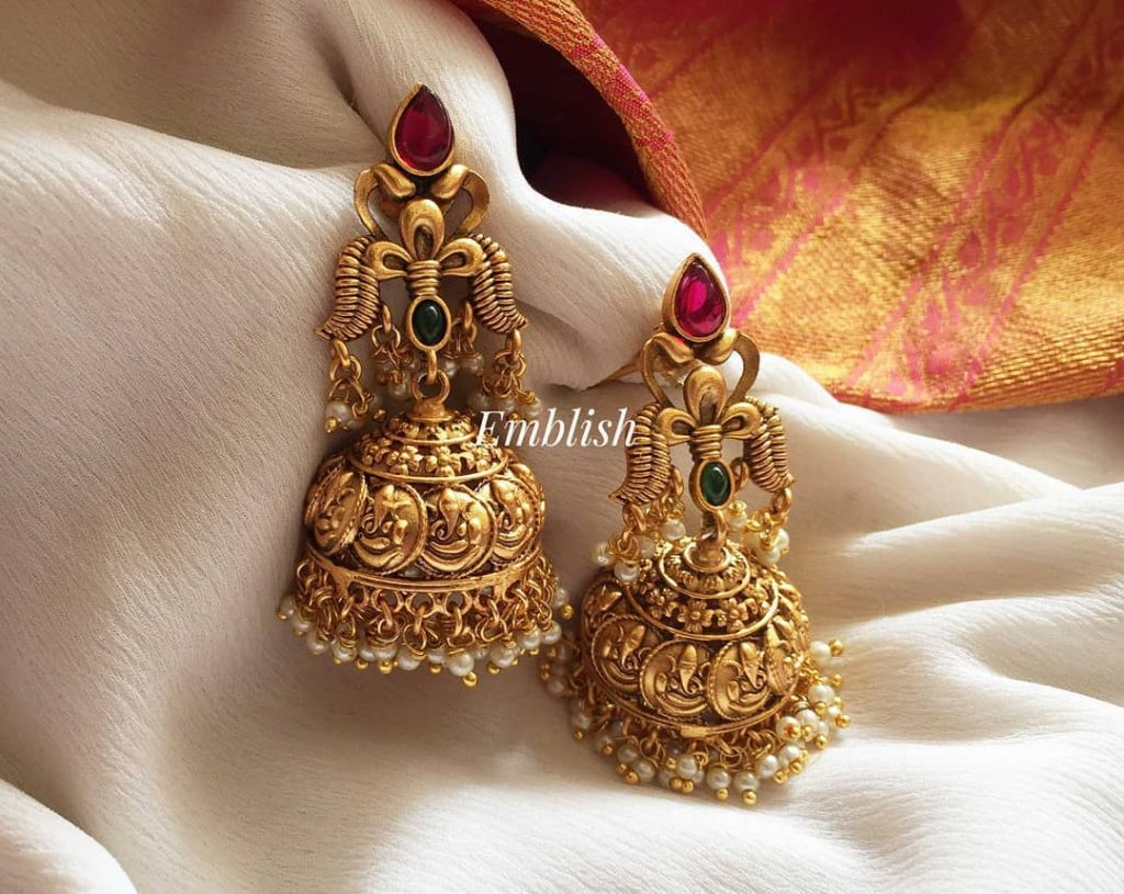 antique-jhumkas-imitation-online-6