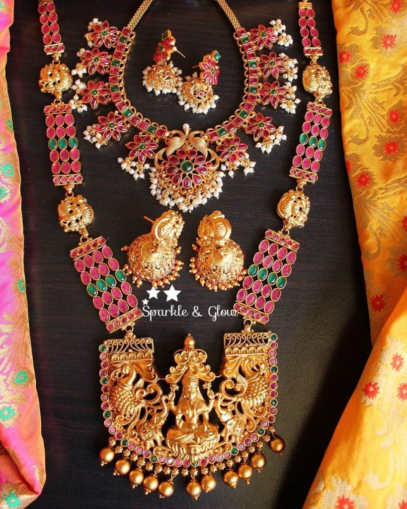 antique-lakshmi-necklace-designs-12
