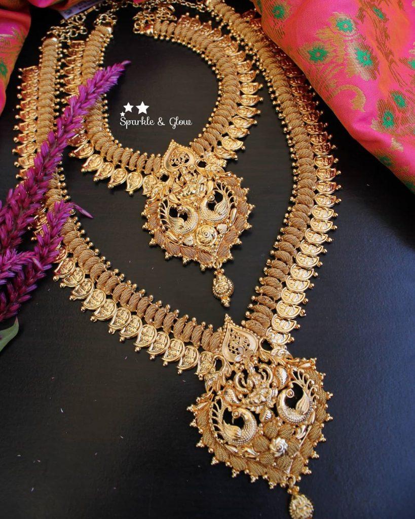 antique-lakshmi-necklace-designs-13