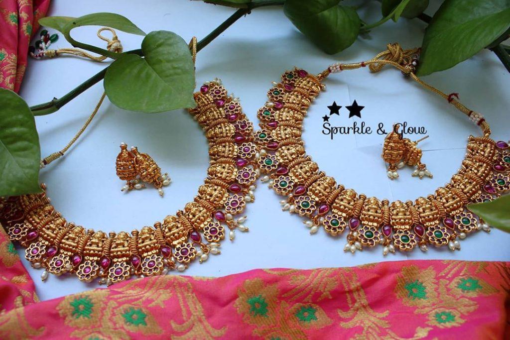 antique-lakshmi-necklace-designs-16