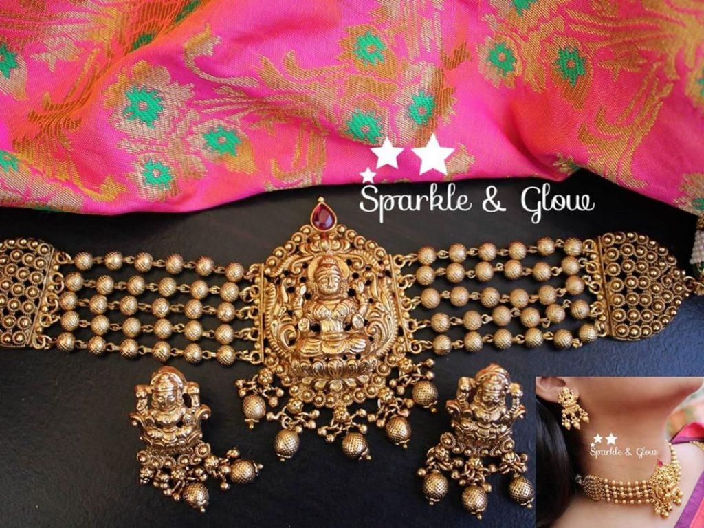 antique-lakshmi-necklace-designs-6