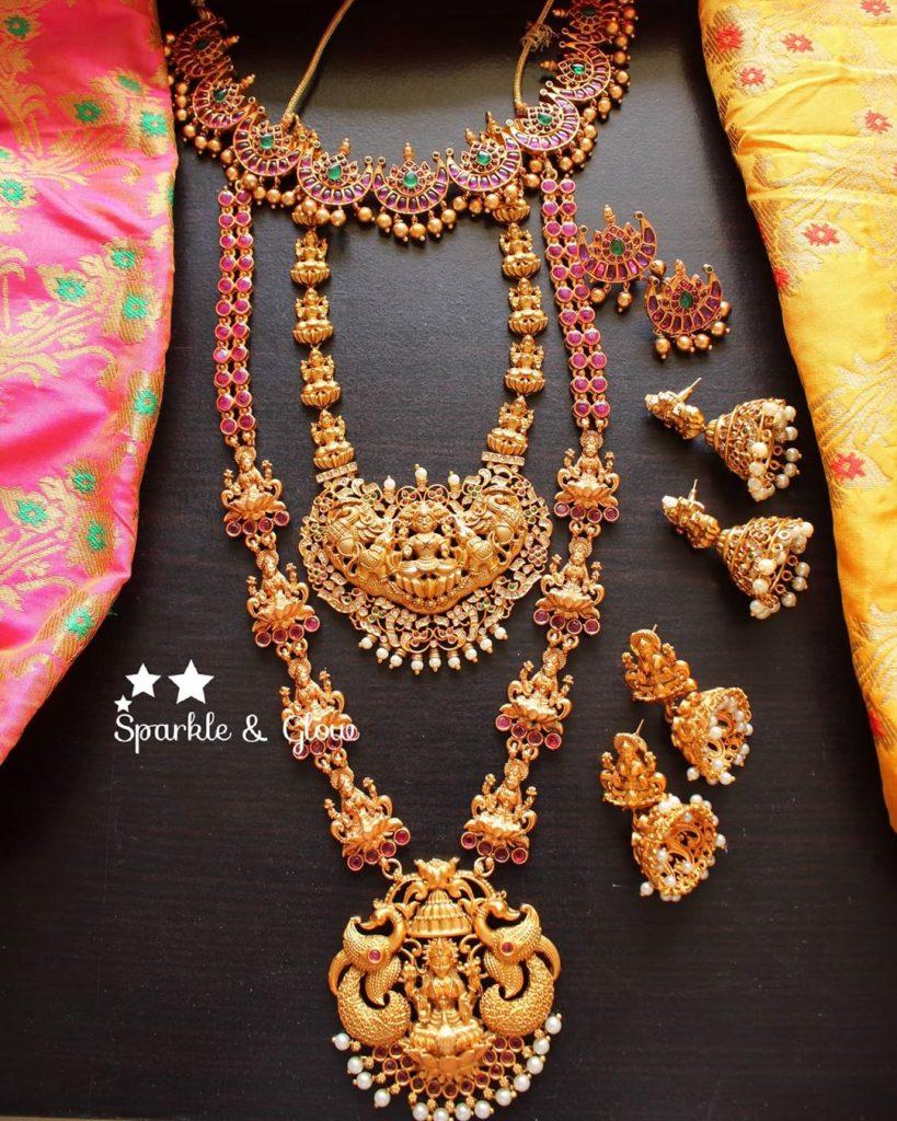 antique-lakshmi-necklace-designs-8