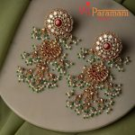 20 Trendy Earrings Designs For Your Ethnic Outfits