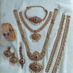 Best Jewellery Sets To Make Your Bridal Sarees a Stunner!