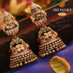 Best Gold Earrings – From Basic Studs To Bold Jhumkas!