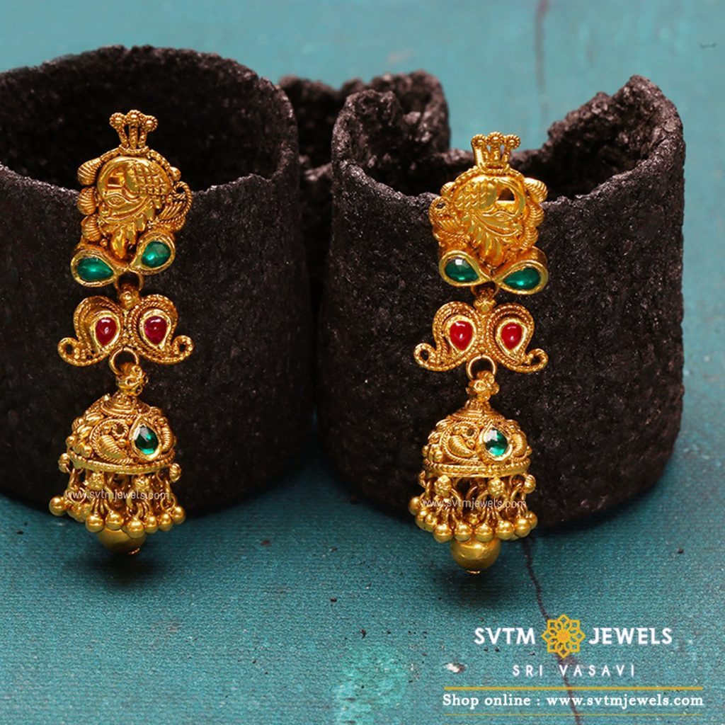 gold-earrings-online-india-5