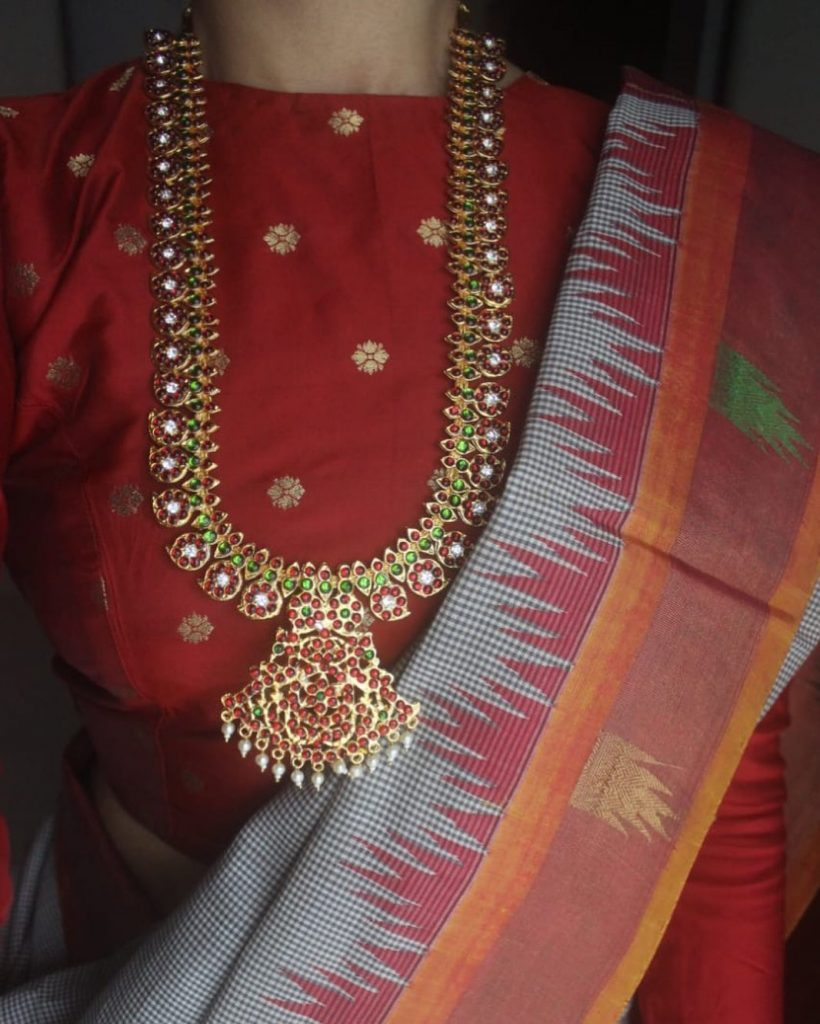 necklace-for-saree-online-15