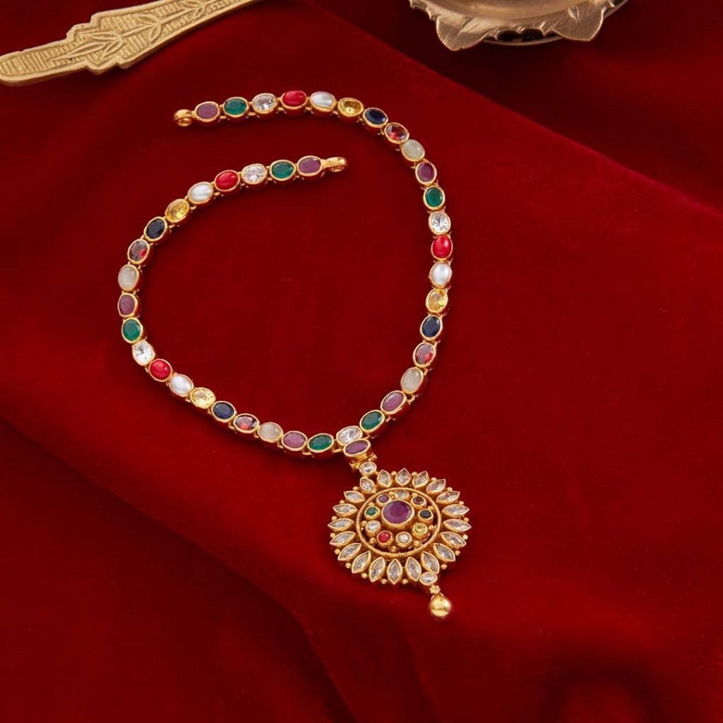 antique-necklace-set-for-saree-feature-image