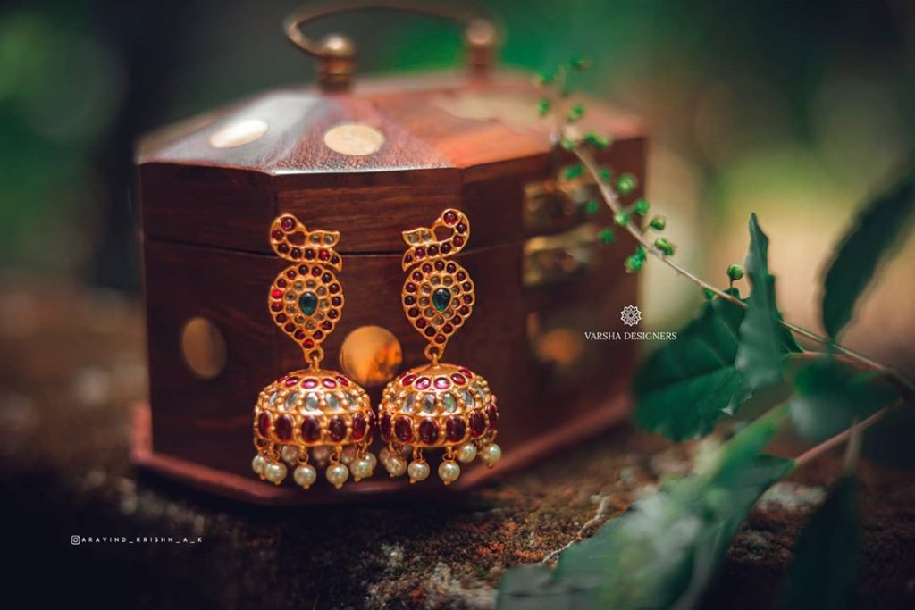 ethnic-earrings-for-saree-1