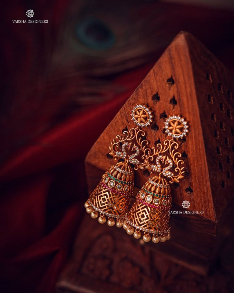 ethnic-earrings-for-saree-11