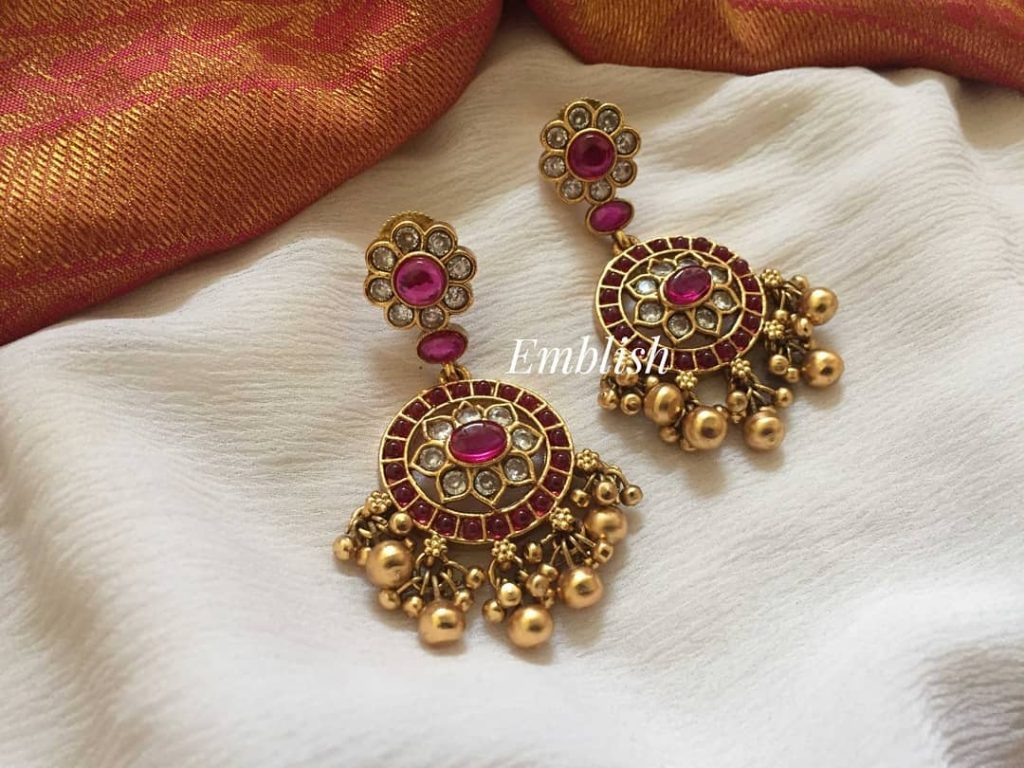 ethnic-earrings-for-saree-12
