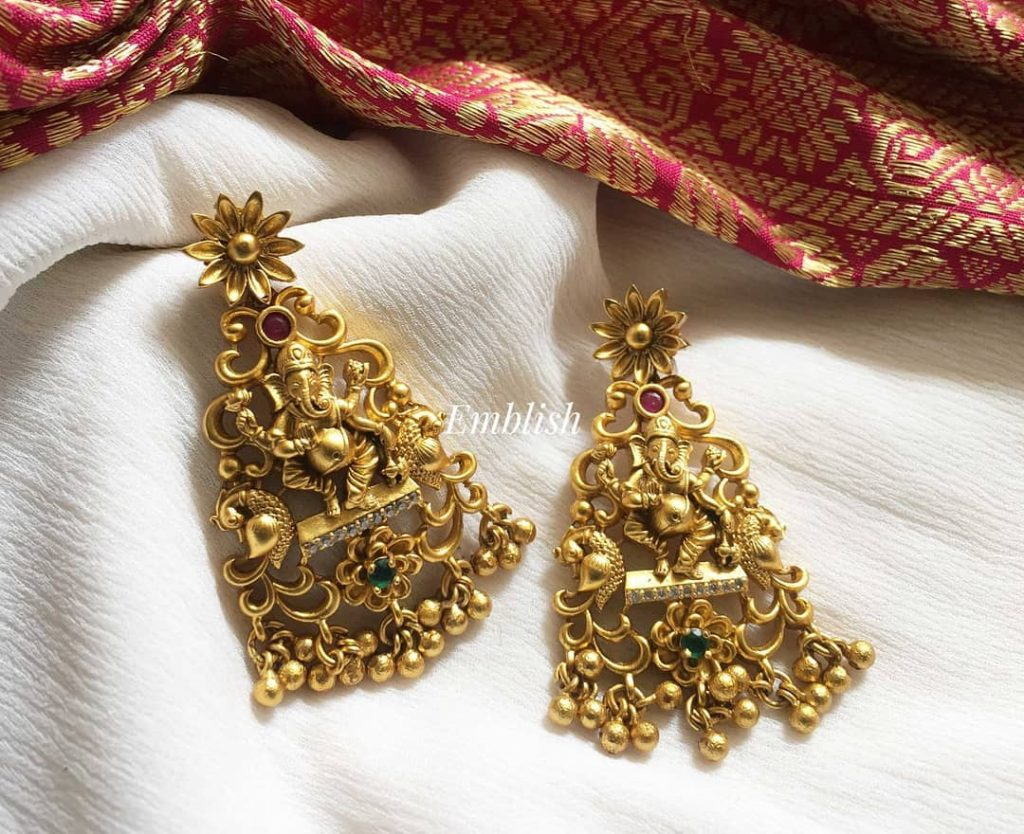 ethnic-earrings-for-saree-2