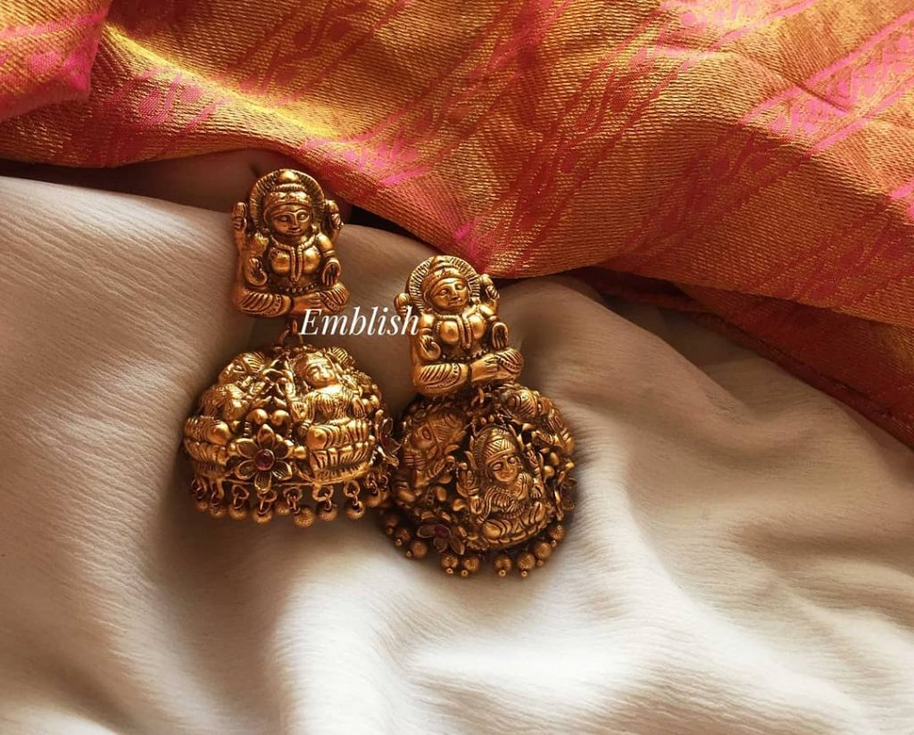 ethnic-earrings-for-saree-9