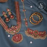 Grand Gold Plated Jewellery To Nail Your Ethnic Wear