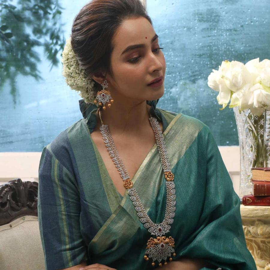 long-necklace-for-saree-20