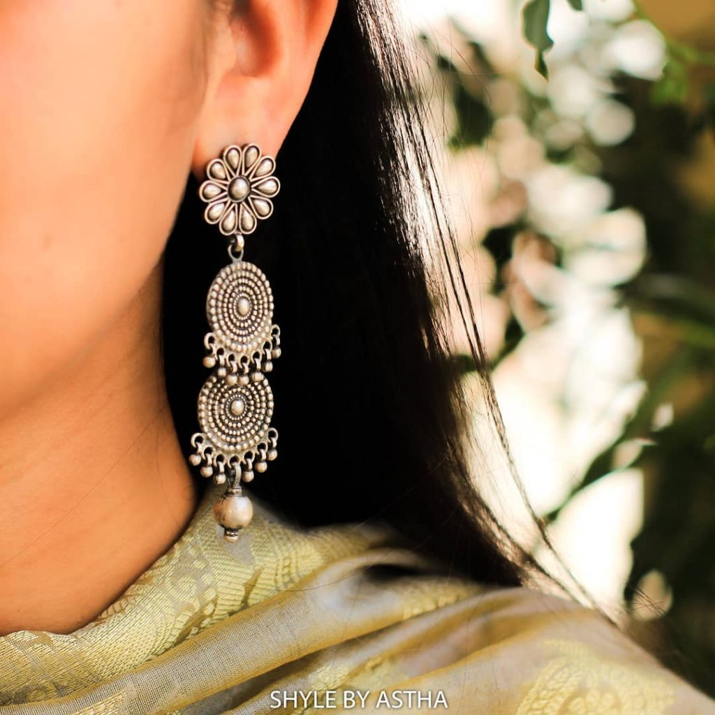 silver-earrings-boho-11