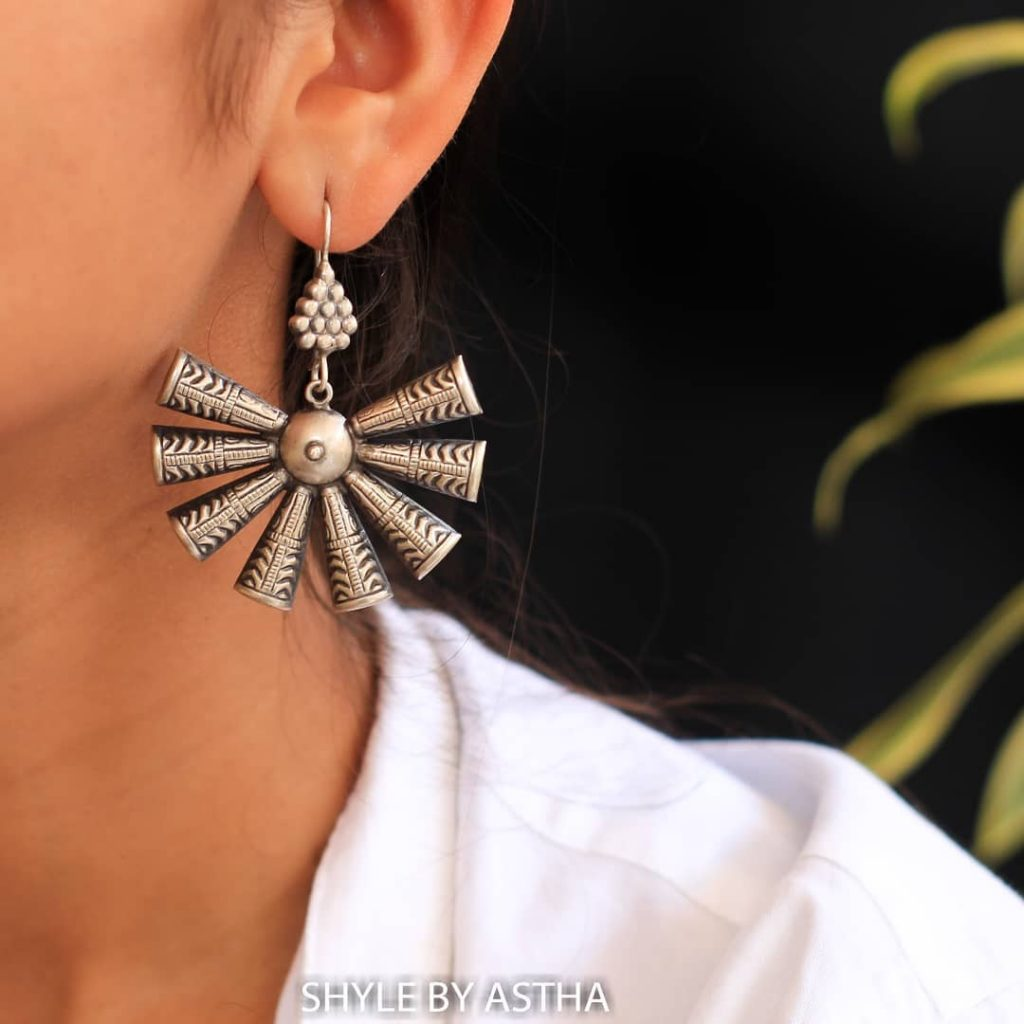 silver-earrings-boho-3
