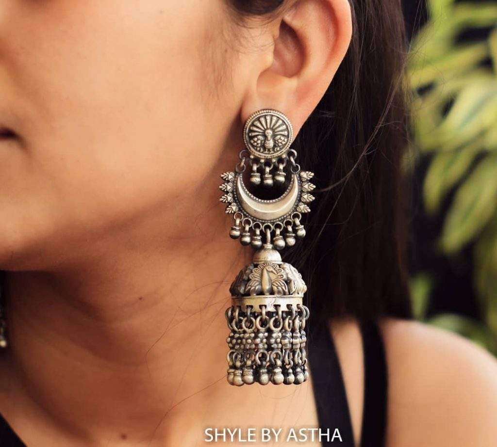 silver-earrings-boho-5