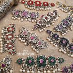 Designer Silver Necklace Designs To Pair Up With Ethnic Outfits